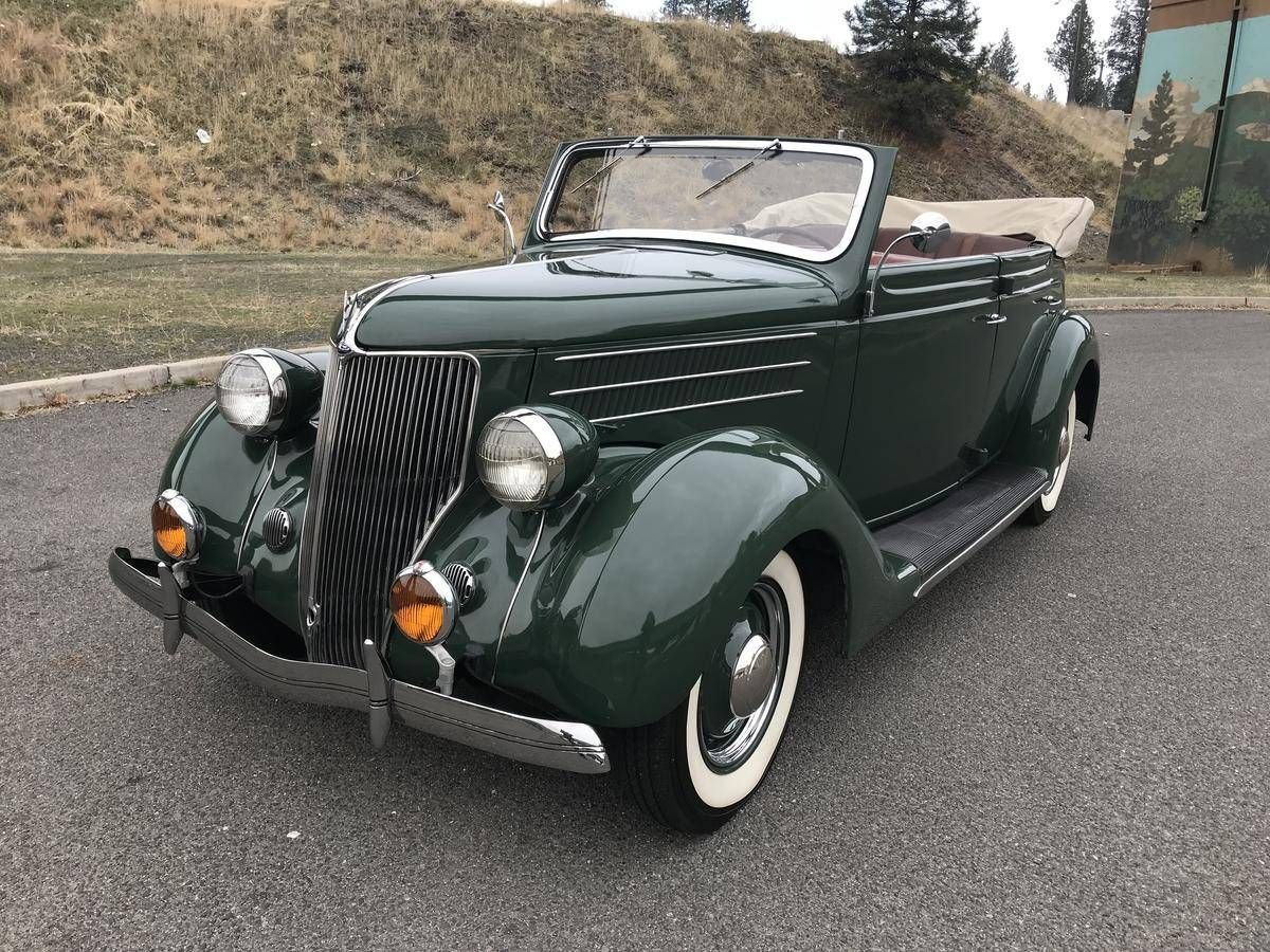 1936 Ford for sale #2044252 - Hemmings Motor News | Things with ...