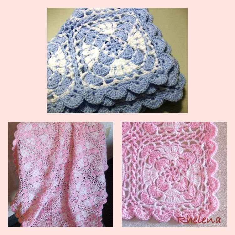 X-tra Sport Baby Blanket - FREE crochet pattern from CrochetN\'Crafts ...