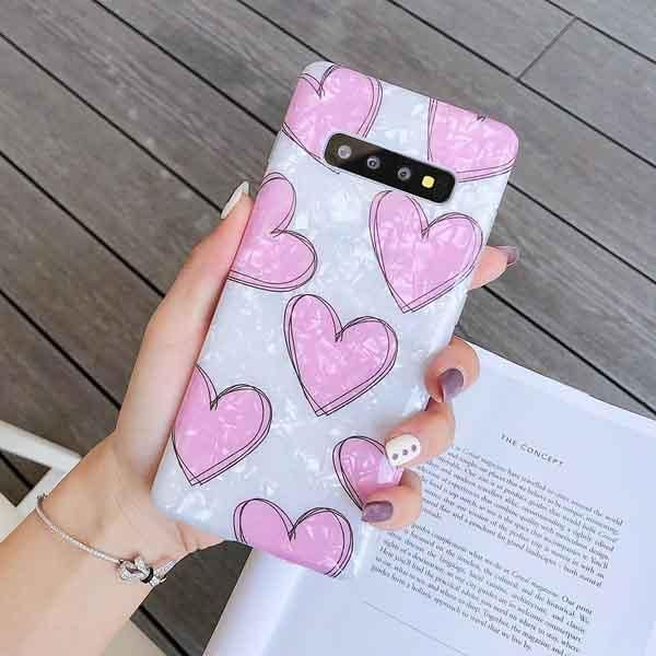 Cute Heart Dream Shell Cases Samsung Galaxy S10 Plus