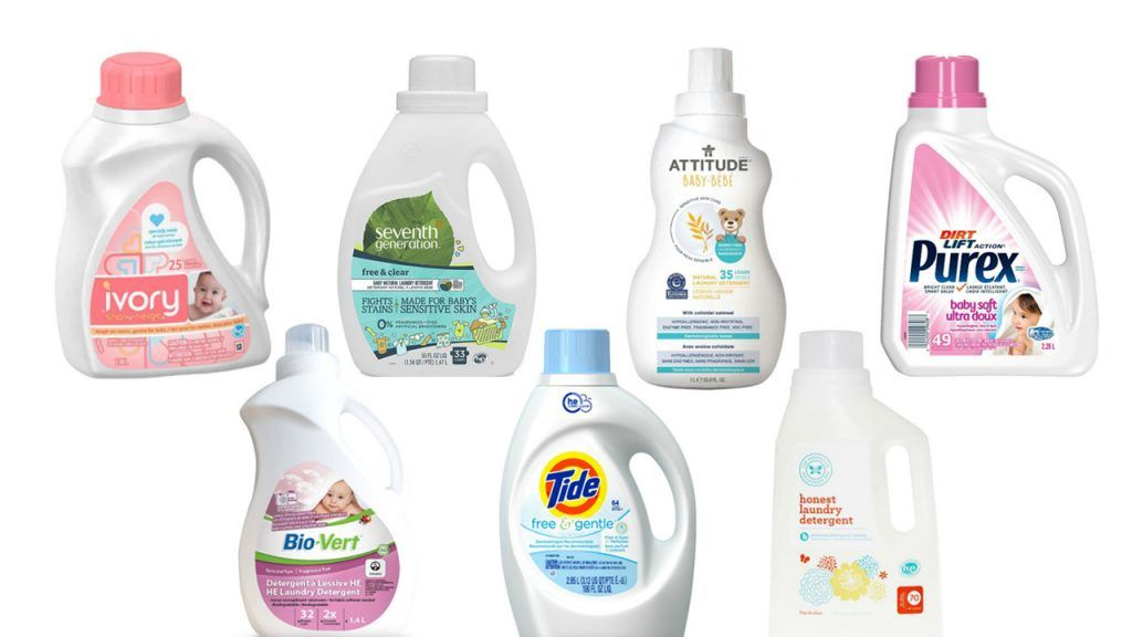 Best Baby Laundry Detergents Of 2018 Baby Laundry Detergent