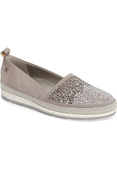 f7e0d0a05f1 Paul Green Lourdes Espadrille Loafer (Women) available at  Nordstrom ...