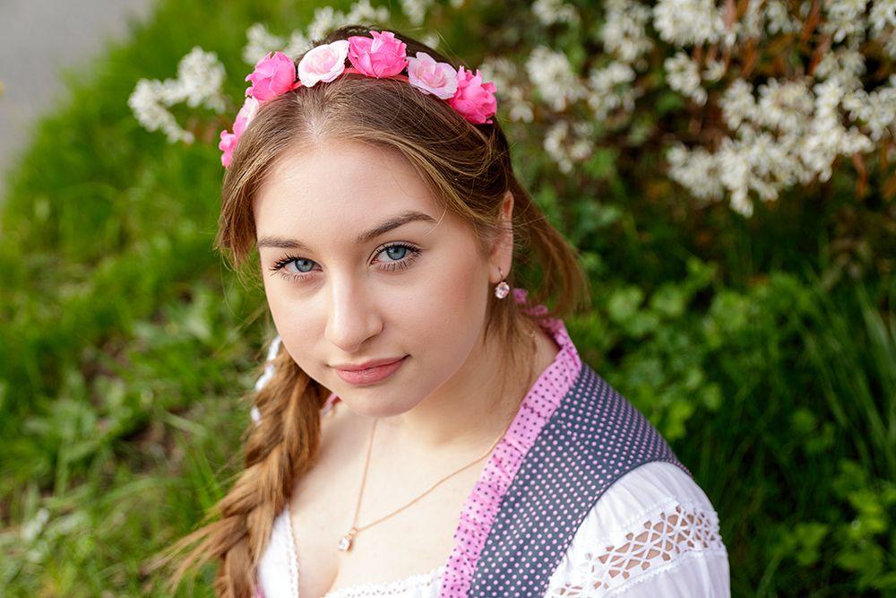 Portrait-Shooting ganz natürlich | Natalia Fichtner