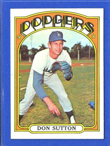 MLB Hall of Fame Pitcher