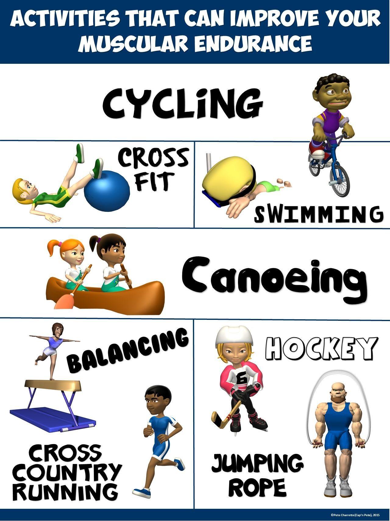 medium resolution of resultado de imagen de p e exercise clipart for kids