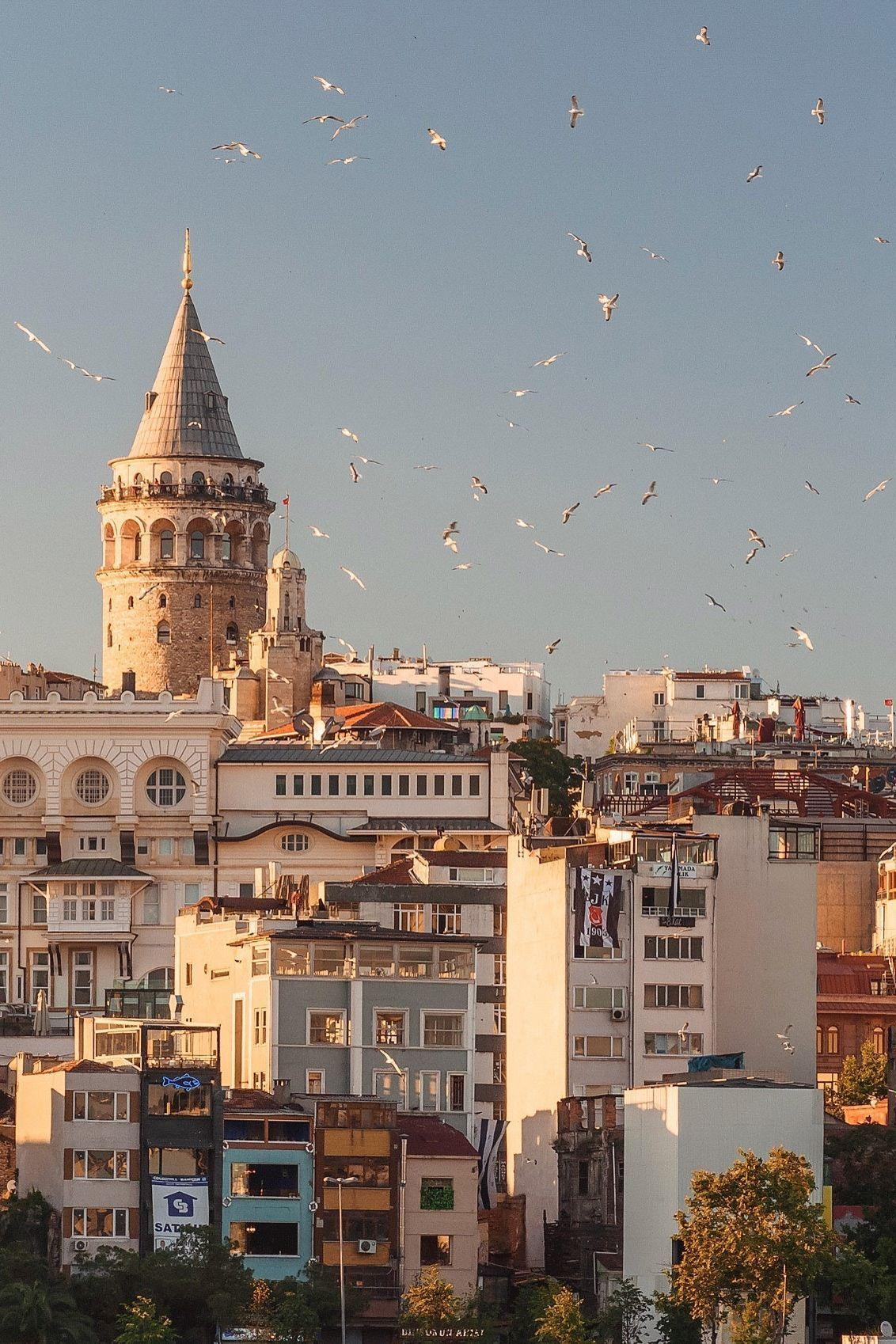 Istanbul Reiseführer: Wo Ost auf West trifft #auf #istanbul #Ost #reisefuhrer # ...