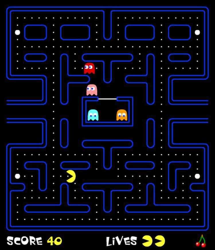 Pacman Online Spielen Original