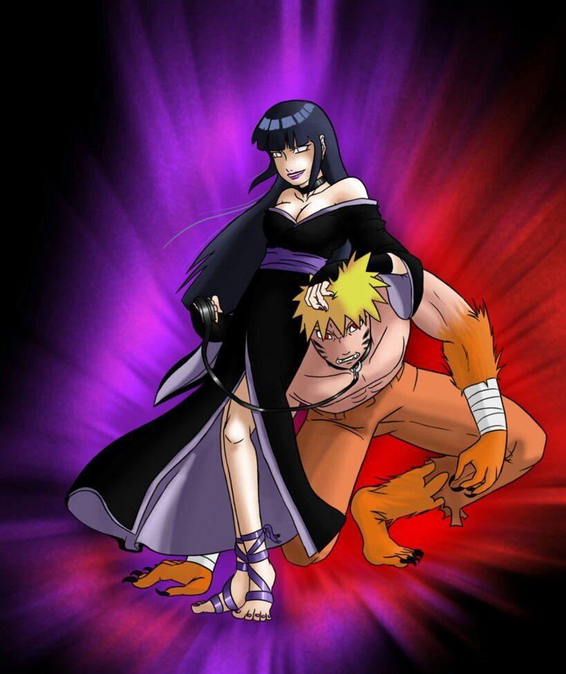 Naruto On A Leash