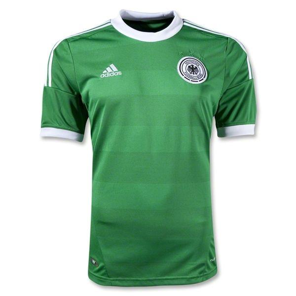 adidas germany green jersey