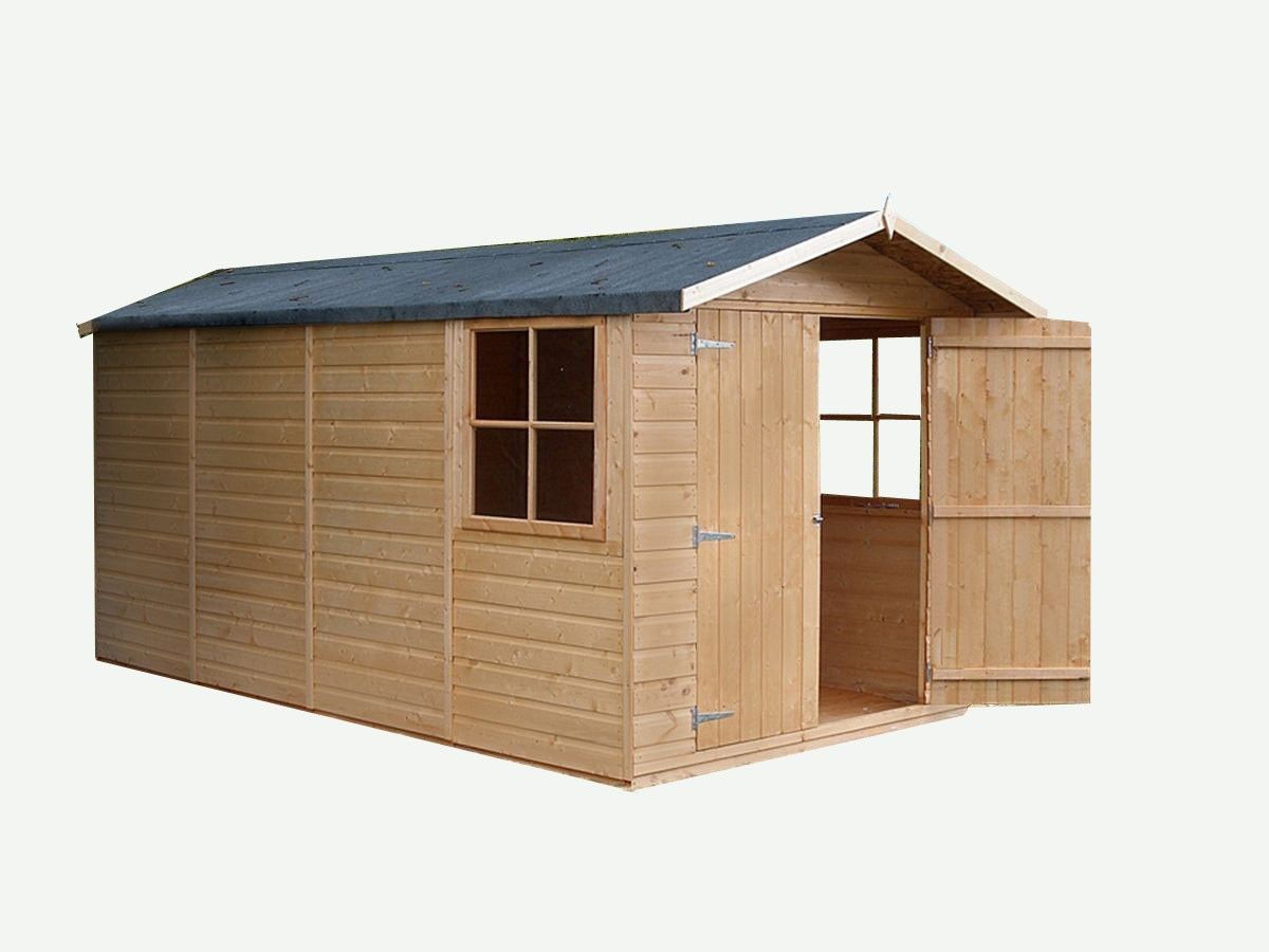 Shire Jersey Shiplap Store And More 7x13 Wooden Shed Shiplap Sheds Shed Base Shed