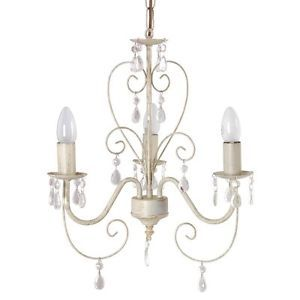 French ceiling lights vintage french style three way chandelier chandeliers ebay aloadofball Gallery