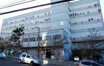 Antigo Hospital Universitario Da Ufsm Setor Centro Quando O