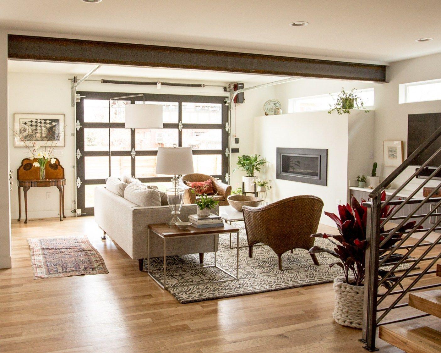Modern Living Room Update - Life on Elm St | Living room ...