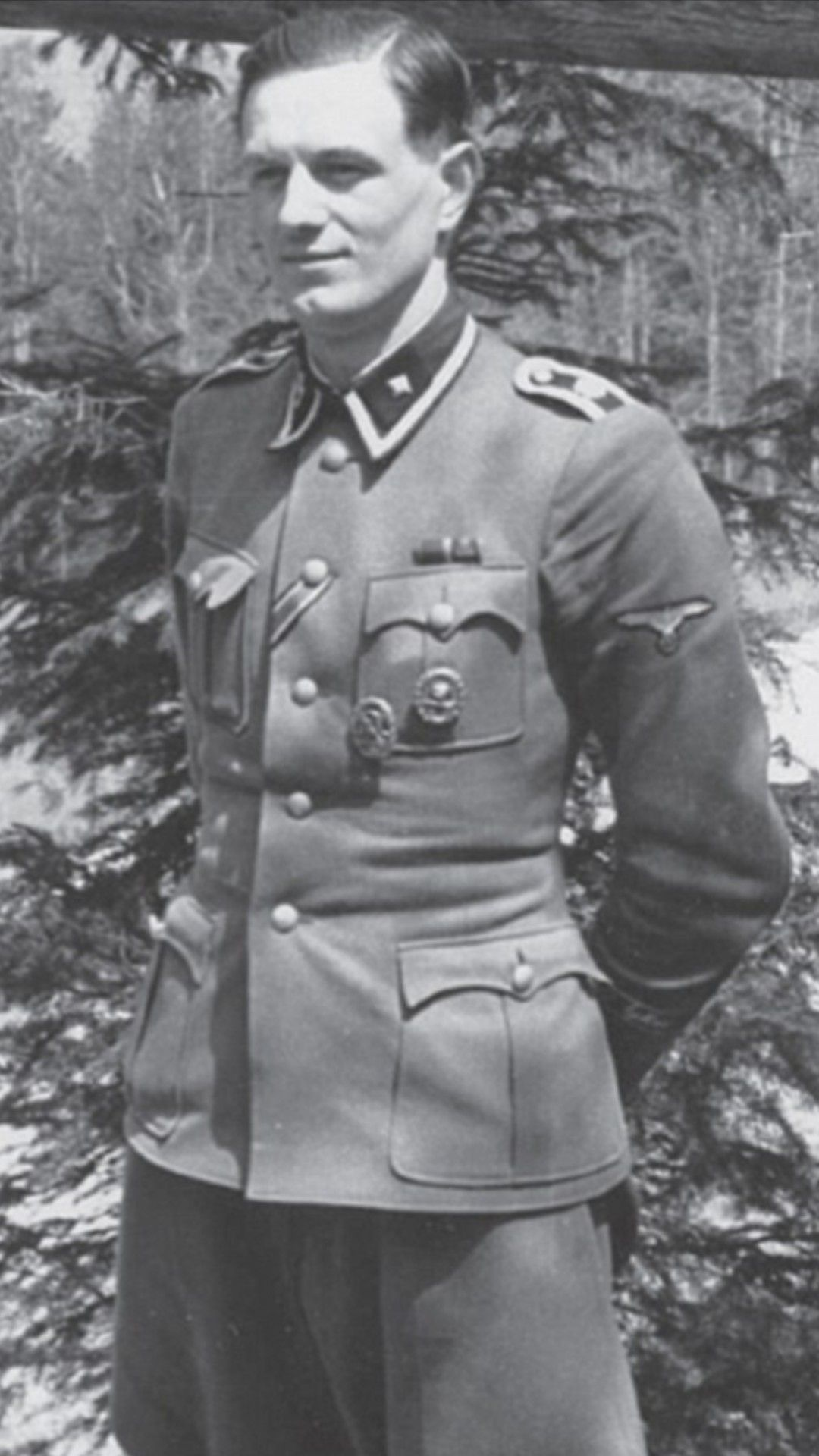 Rochus Misch Iii Reich Pinterest Wwii German And World War