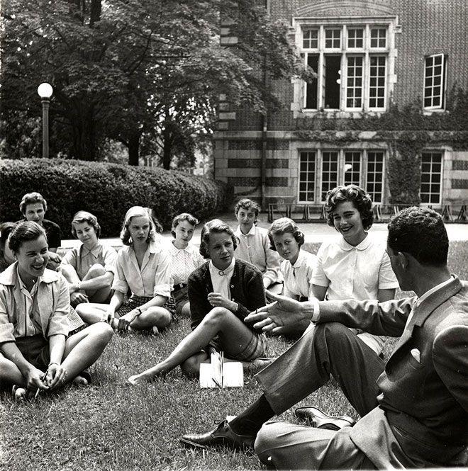 Getting into Vassar College?