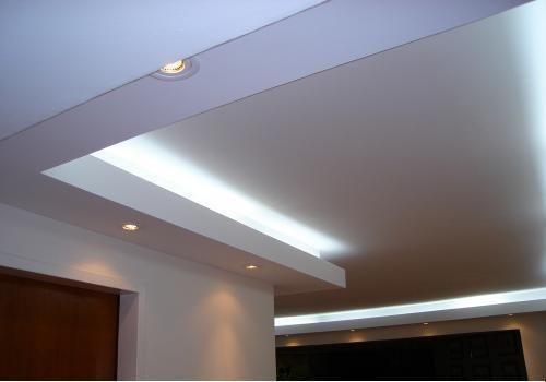 Informaci n de la luz indirecta como elemento decorativo for Falso techo decorativo en escayola