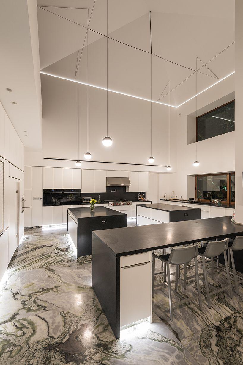 budic house bya culiacan mexico designboom | kitchens | Pinterest ...