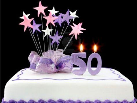 Ideas para celebrar un 50 cumpleaños especial - Fiestas de