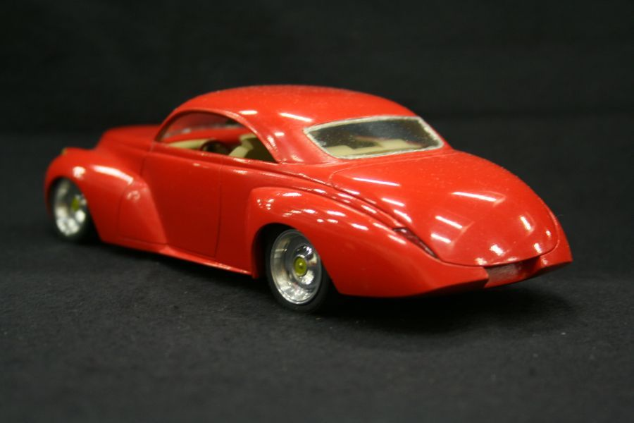 1948 ford custom/coupe | 1948 Ford Coupe From Replicas Miniatures ...