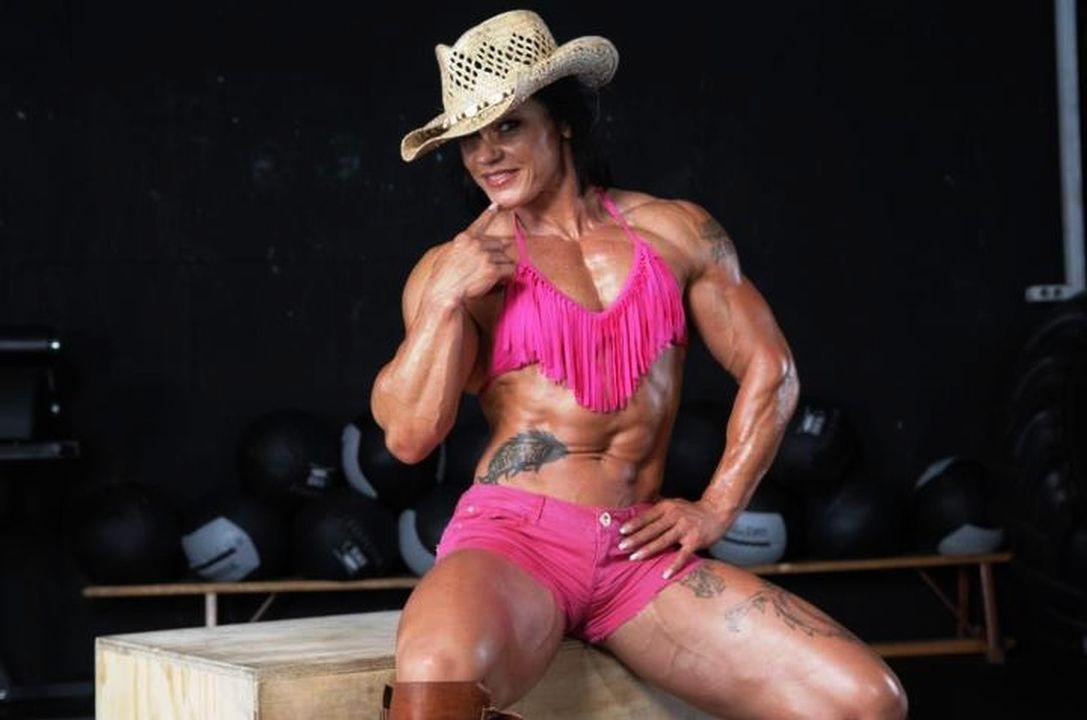 Jacqueline Fuchs | FitBodz | Pinterest | Muscles, Female