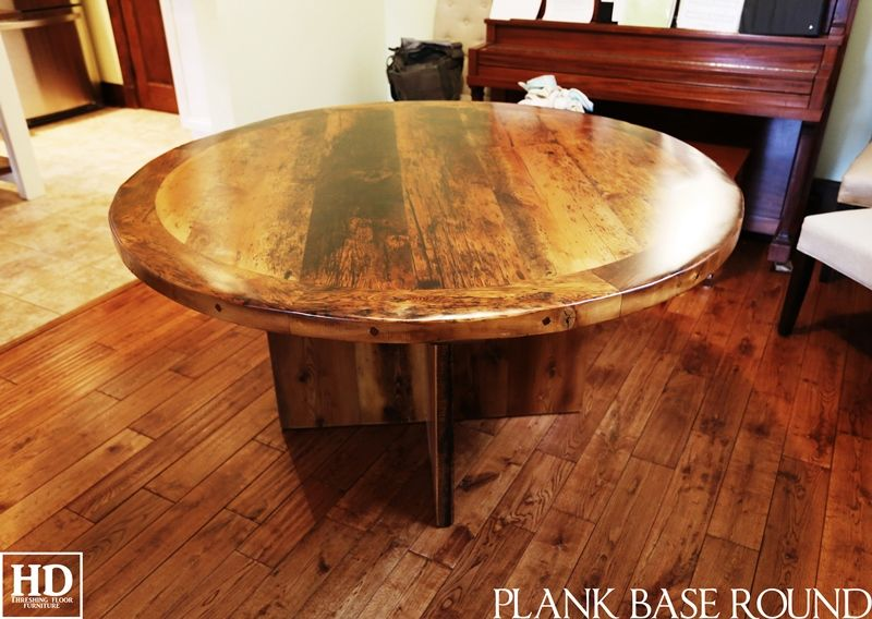 Tremendous Reclaimed Wood Tables In Toronto With Epoxy Finish By Hd Interior Design Ideas Oteneahmetsinanyavuzinfo