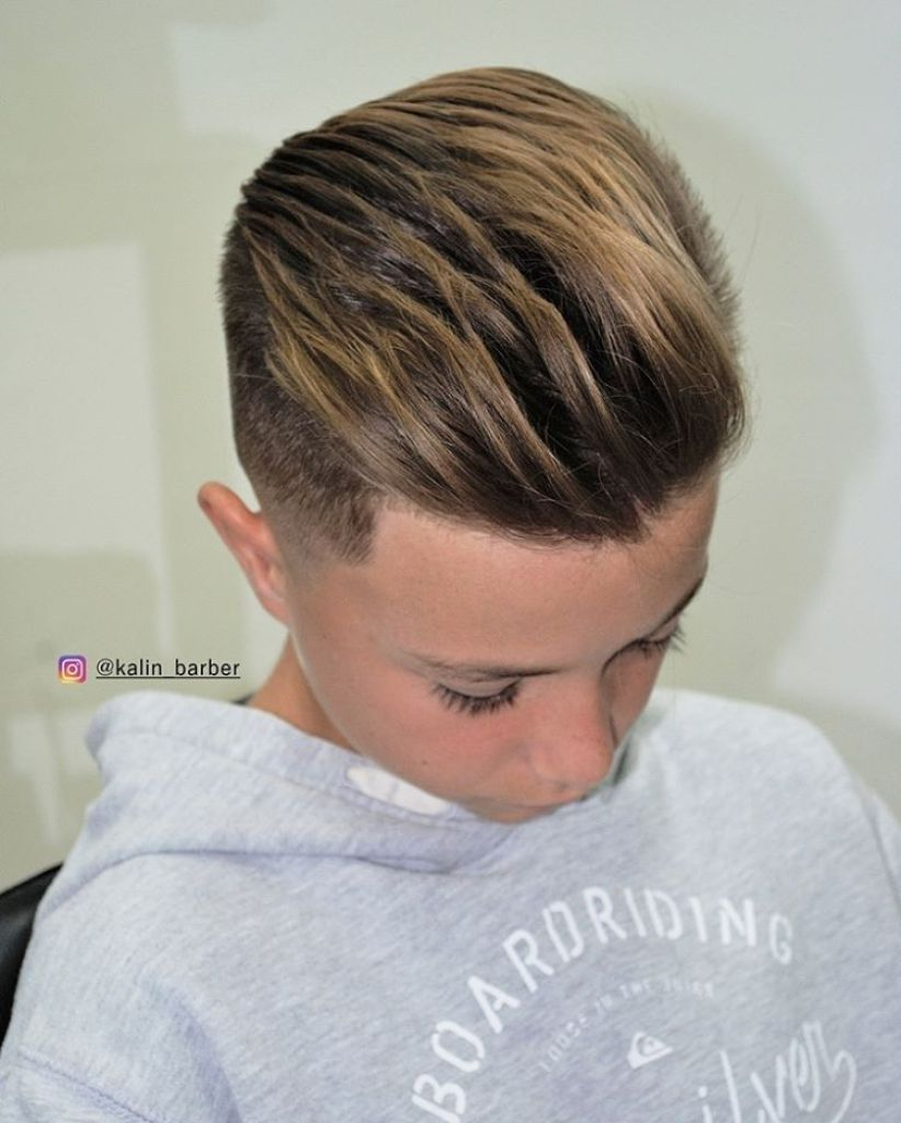 Hairstyle Tips For Guys for round face