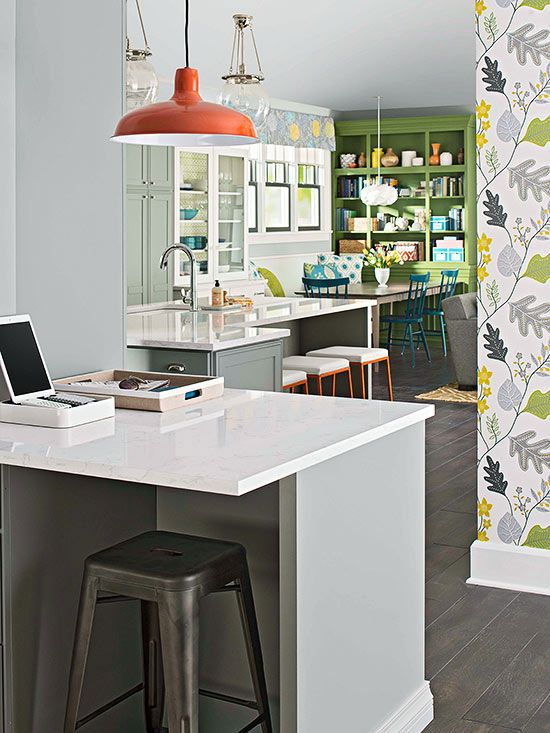 Bhg Innovation Kitchen  Drop Zone Doors And Kitchens Unique Bhg Kitchen Design Design Inspiration