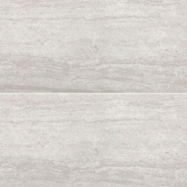 "Atrium Kios Gris Glazed Porcelain Floor Tile: Atrium Moon Perla 12""X24"" Porcelain Glazed Tile (With"