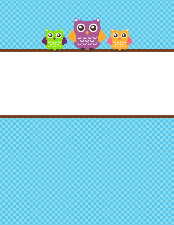 photo regarding Free Owl Printable Template named Pin as a result of Muse Printables upon Binder Addresses at