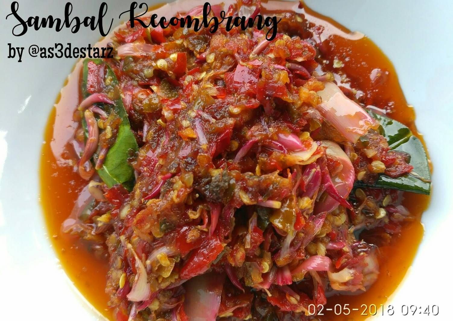 Resep Sambal Kecombrang Oleh Astrina Dianingtyas Resep Resep Makanan Asia Makanan Pedas Memasak