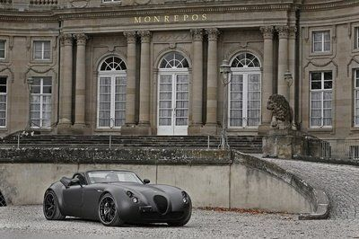 2011 Wiesmann MF5 V10 Black Bat By SchwabenFolia Pictures, Photos, Wallpapers. @ Top Speed