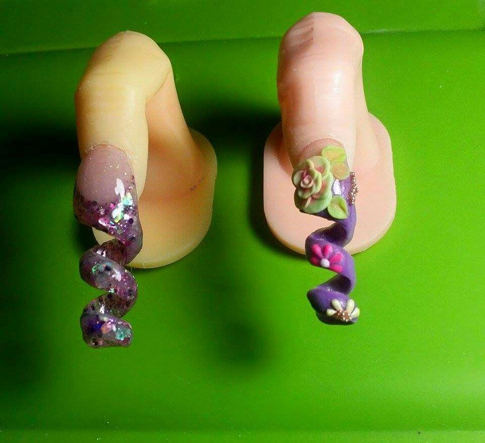 Stiletto nails | My Work Nails/MI Trabajo Uñas | Pinterest | Work nails