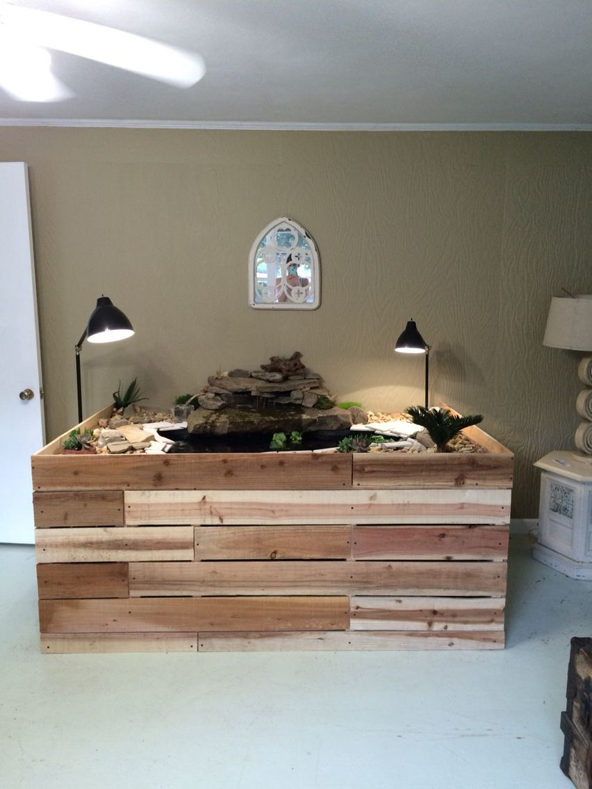 The boys new home made by my husband animals pinterest