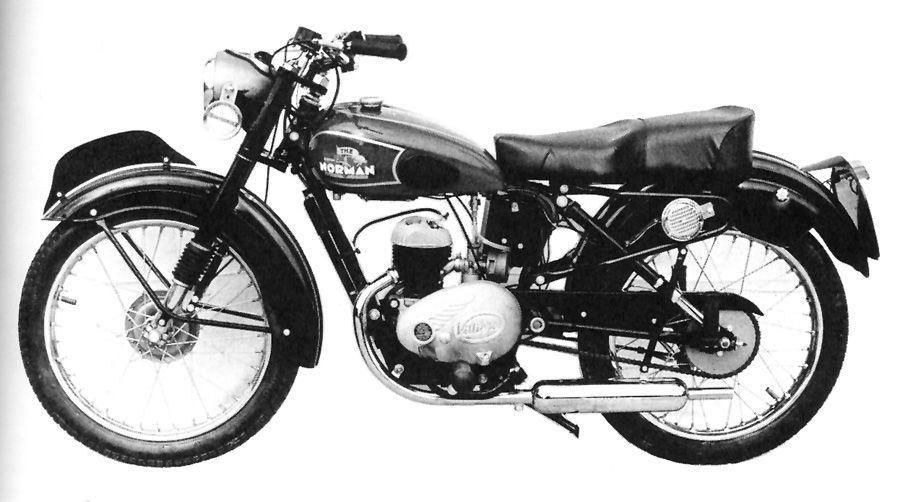 1954 Norman 122cc Two Stroke Villiers Engine Old Bikes Vintage Bikes Classic Bikes