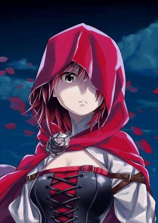 Rwby Ruby Rose Rwby Anime Rwby Anime