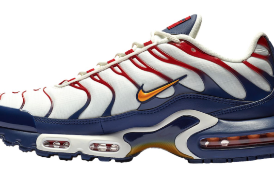 factory price 0ba6d 44d2f Out Now  Nike Air Max Plus Nautical Pack The Nike Air Max Plus is the
