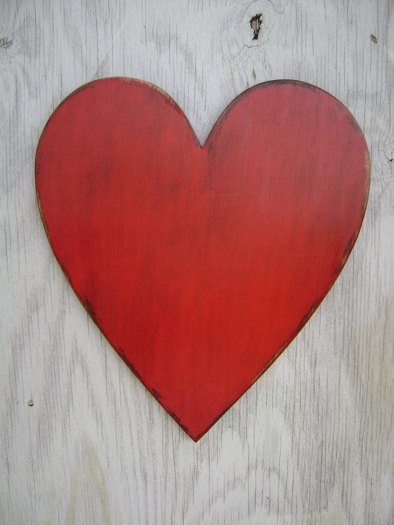 Large Wooden Heart Wedding Engagement Photo Props Wall Hanging Decor 39 00 Via Etsy Wooden Hearts Hanging Wall Decor Engagement Photo Props