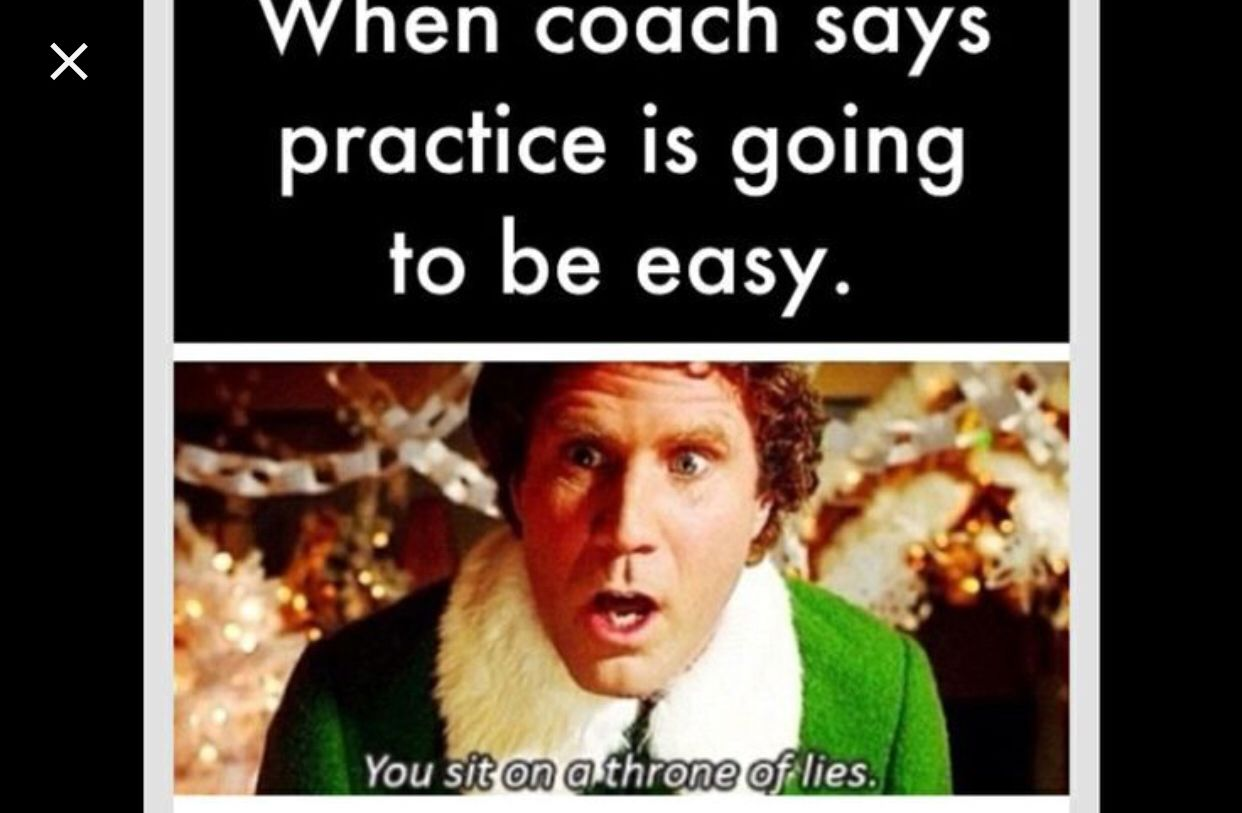 U Sit On A Thrown Of Lies Volleyball Humor Gymnastics Quotes Softball Problems