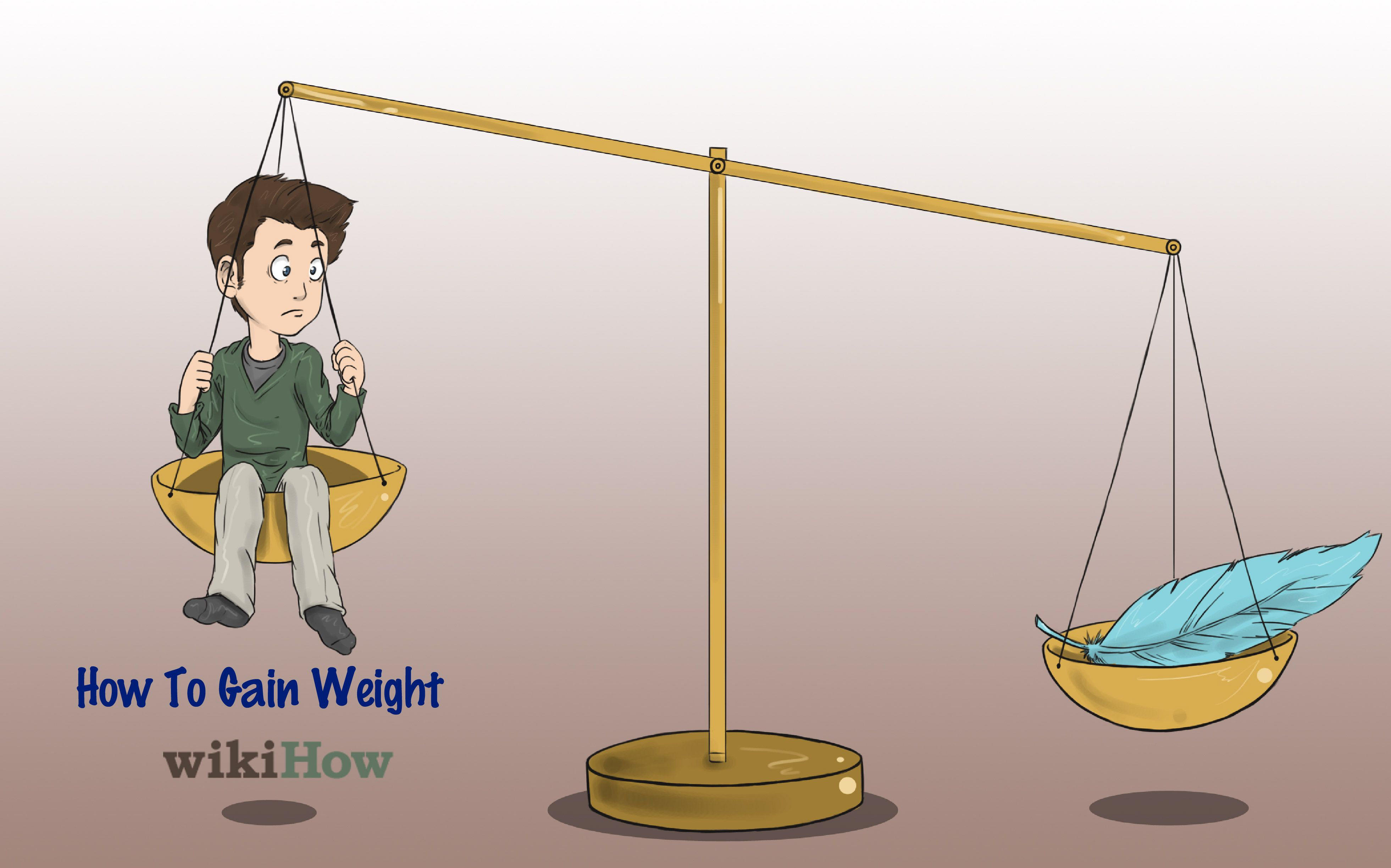 Gain Weight | wikiHow to Get Fit | Ways to gain weight