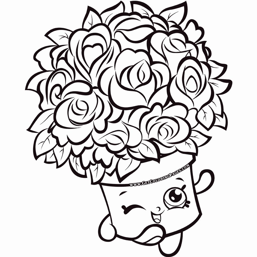 Shopkins Printable Coloring Pages Elegant 30 Rare Shopkins Season