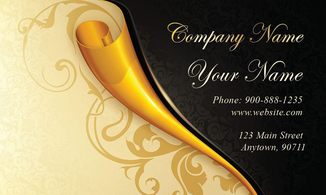 Gold Paper Wedding Business Card Design 701161 Wedding Business Card Wedding Business Wedding Coordinator Business