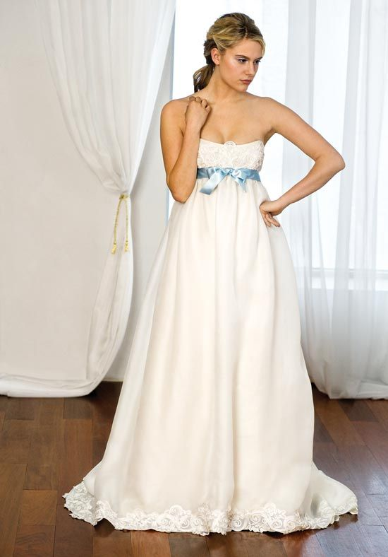 youlin wedding dress. i like the babydoll gown style