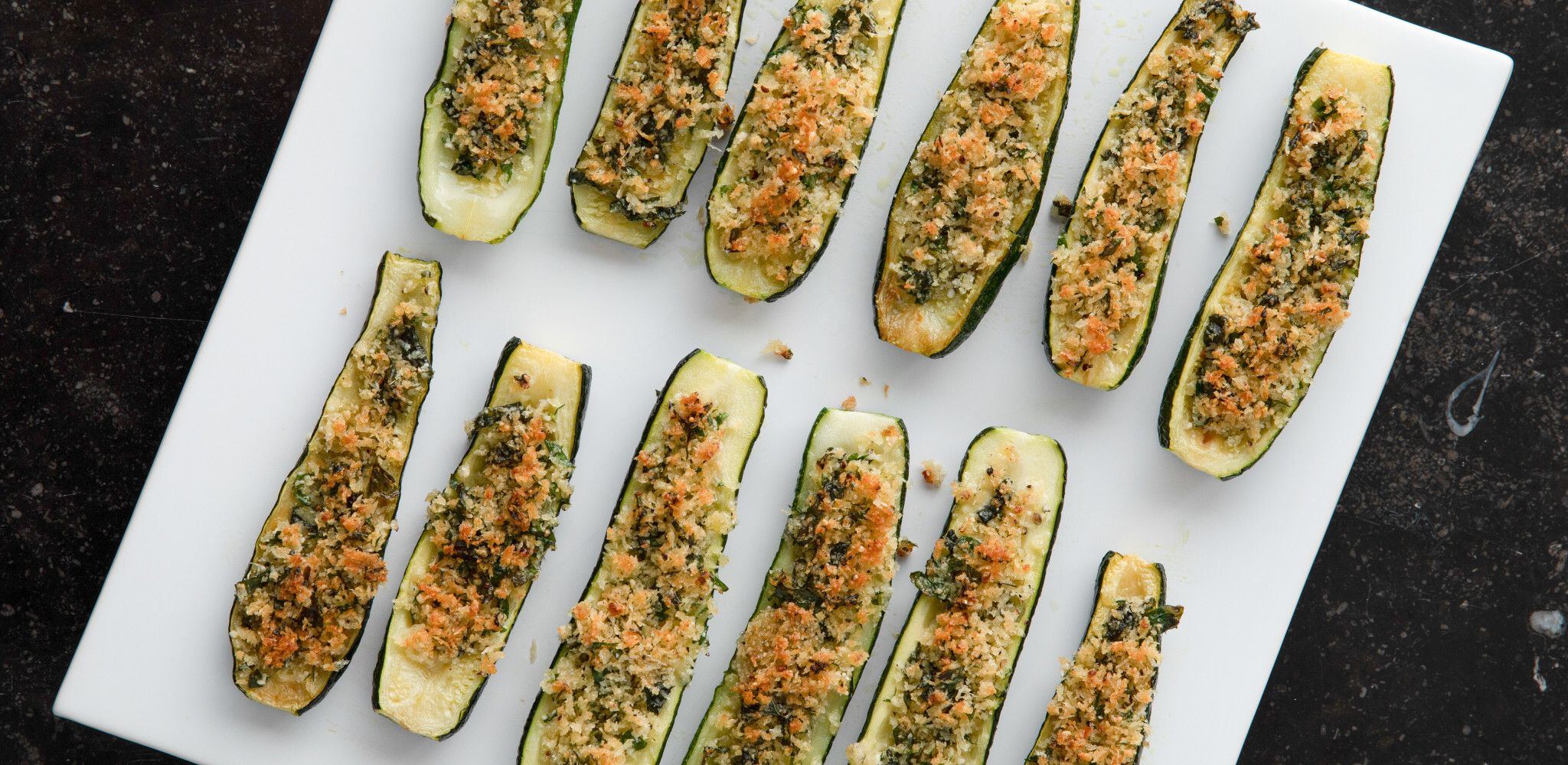parmesan roasted zucchini  recipe  parmesan roasted