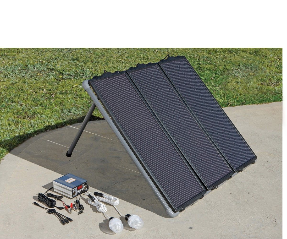 Assembling My Harbor Freight 45 Watt Solar Panel Kit No Tools Needed Solar Panels Solar Panel Kits Best Solar Panels