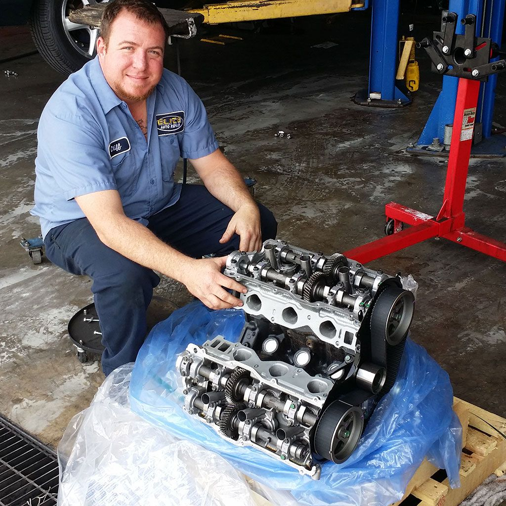Elite Auto Repair 8139 S Priest Dr 108 Tempe, AZ 85284