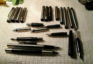 Vintage Parker 61 Fountain Pen. For Parts / Repairs / Restoration