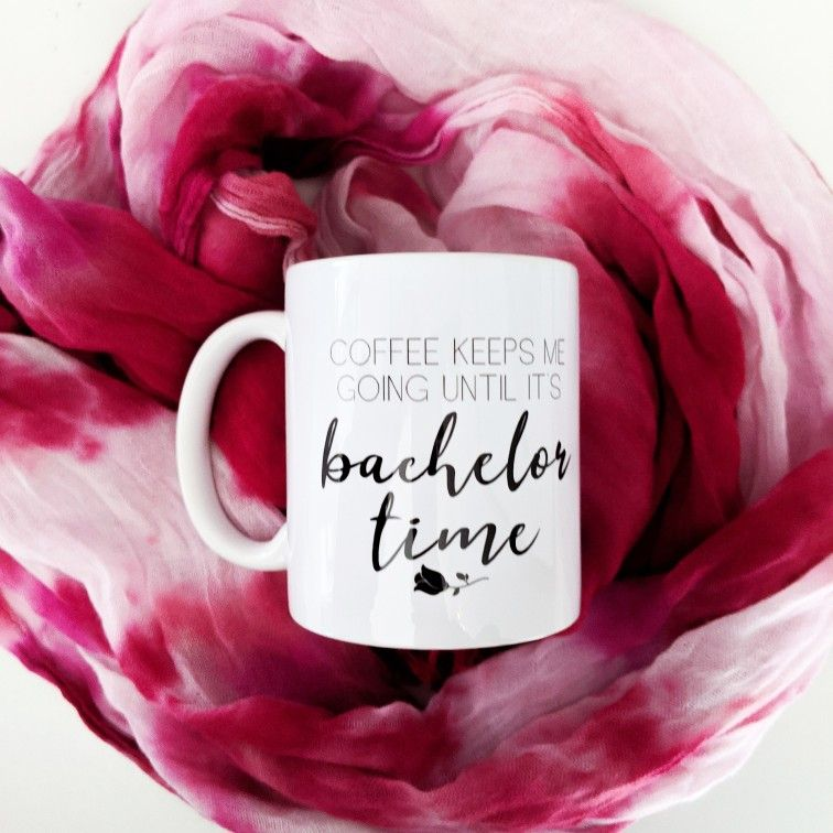 Mondays Are For The Bachelor Tv Show_The Bachelor Show_The Bachelor ABC_The Bachelor Mug_Most Dramatic Rose Ceremony_Bachelor Mondays