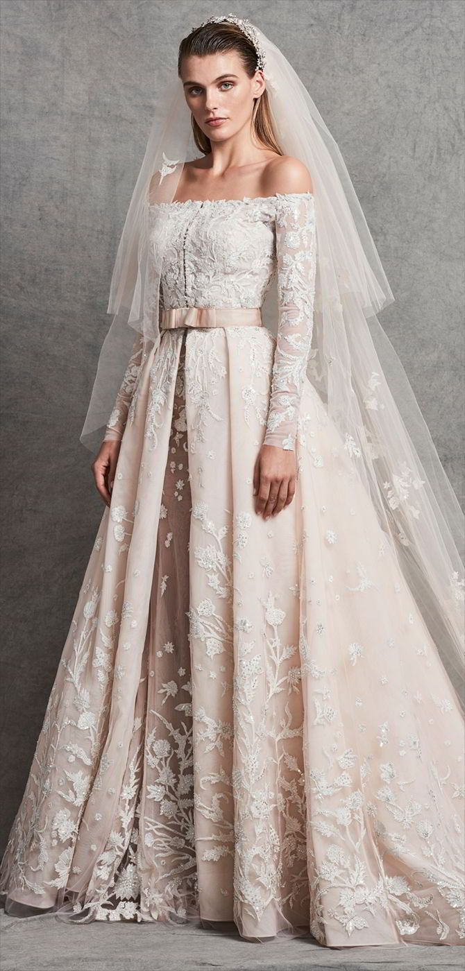 Zuhair murad fall wedding dress wedding dresses pinterest