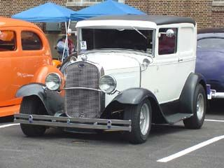 1934 Ford Panel
