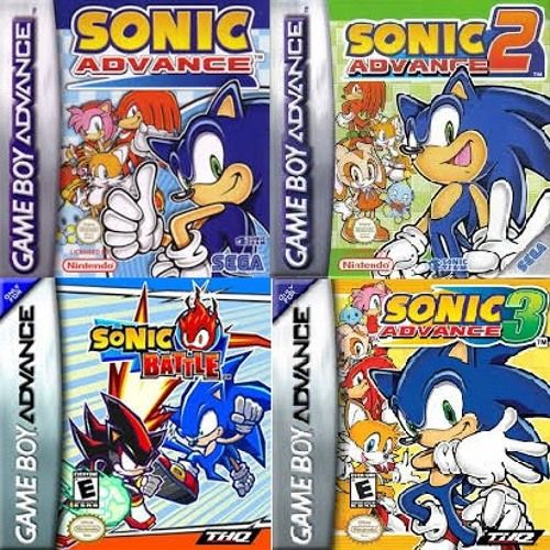 Sonic advance ost