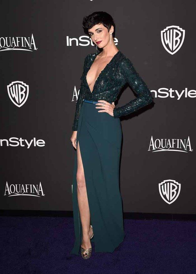 Paz Vega | All The Looks From The Golden Globes After-Parties
